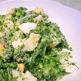 ブロッコリーのマヨ玉サラダ♪