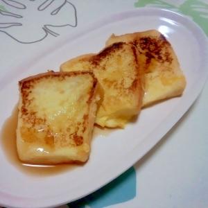 メープルフレンチトースト++