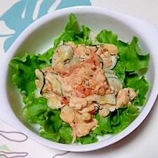 キムチポテトサラダ++