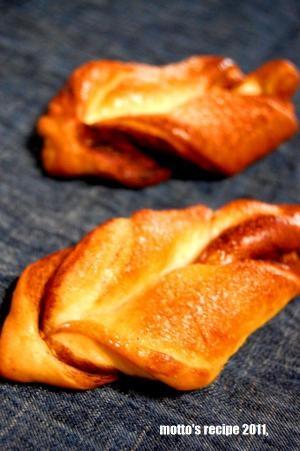 HB葉っぱな形☆リーフパン☆