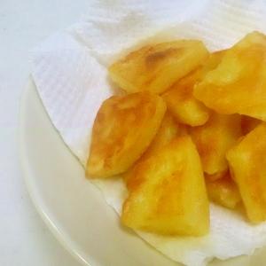 天ぷら粉で簡単!じゃがいものフリット風++