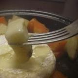 タジン鍋を使った、簡単タジンフォンデュ