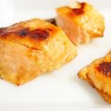 鮭の自家製味噌粕漬け