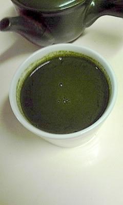 青汁入り緑茶