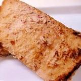 いちごのフレンチトースト