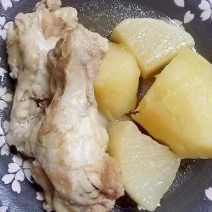 じゃがいも☆大根☆鶏肉☆煮物