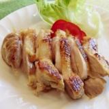 簡単♪鶏のサッパリ柚香焼き