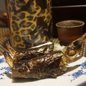 インパクト大、沖うるめ一本寿司