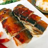 照り焼きで作る☆焼きサバ寿司