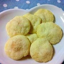 レンジDEクッキー