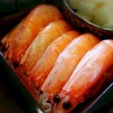 ボイル海老で簡単♪ エビの甘煮☆ お節に✨