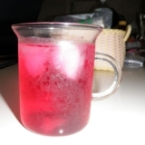 赤シソジュース