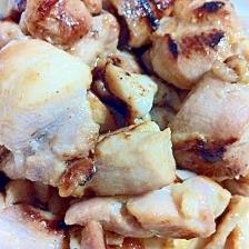 【簡単】鶏もも肉の塩焼き