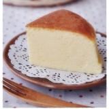 ふわふわチーズスフレケーキ