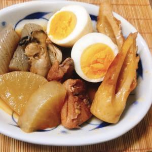 寒い冬にオススメ!キムチ鍋の素で作る!キムチおでん