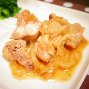 ごはんがすすむ!鶏肉の生姜焼き