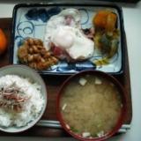 朝ごはん☆2