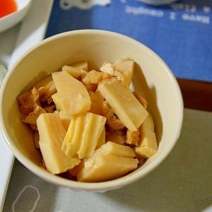 タケノコの甘煮