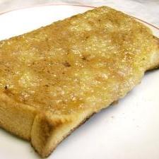 簡単☆優しい味♪バナナカルピスマヨネーズトースト