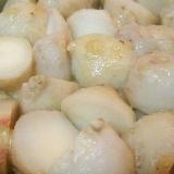 ◆減塩◆薄味の里芋の煮つけ 無水鍋使用