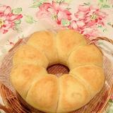 ふわふわ☆ちぎりパン♪