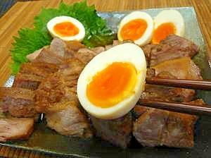 煮豚★煮卵