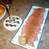 冷製牛肉ステーキ
