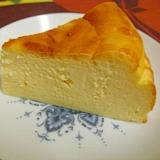 簡単!カッテージチーズのチーズケーキ♪
