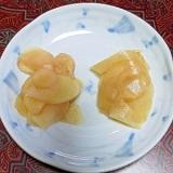 生姜の酢漬け(ガリ)