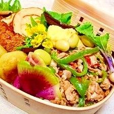 豚肉とピーマン☆オイスターソース炒め