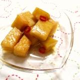 冬瓜の中華風酢醤油漬け