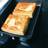♡高野豆腐でフレンチトースト風♡ロカボ、糖質制限
