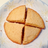 炊飯器使用☆簡単カステラ