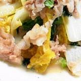 豚モモ肉とお野菜の甘味噌炒め