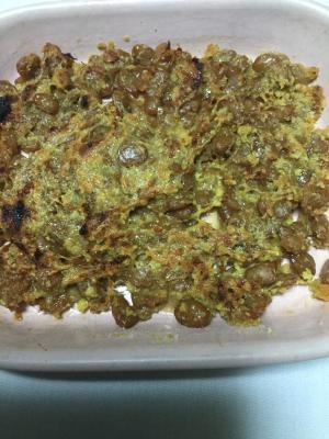 納豆のサブレ焼き