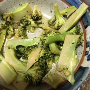 ブロッコリーの煮物