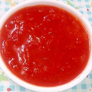 甘酸っぱい「トマトソース」でさわやか料理
