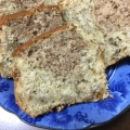 【小麦粉とバター不使用】バナナパウンドケーキ