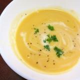 新玉ねぎとにんじんの簡単ポタージュスープ