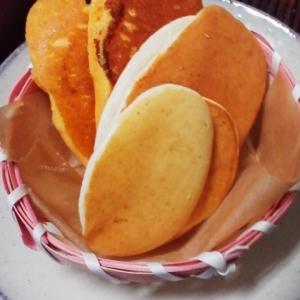 離乳食★スティックパン(にんじんとヨーグルト)