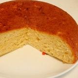 炊飯器で★バター不使用ジャムケーキ