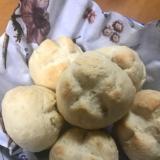 簡単!基本の白パン