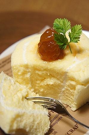失敗シフォンで作る絶品ロールケーキ♪