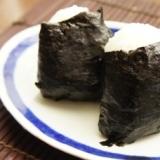 日本が誇る世界一の朝食、筋子のおにぎり