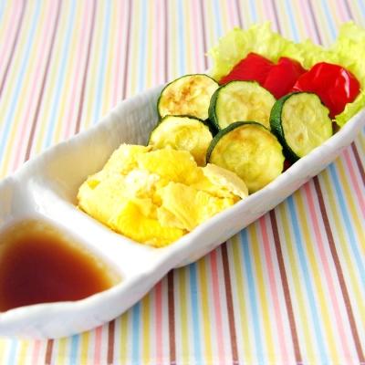 夏こそ温野菜!夏野菜とココナッツオイルで手軽なカフェメニュー