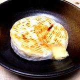 *カマンベールチーズの醤油焼き♡*
