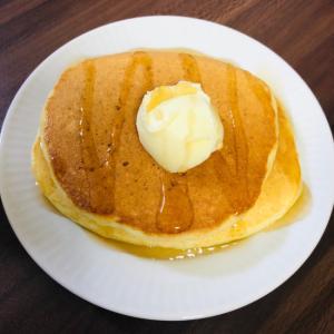 紅茶豆乳ホットケーキ(卵乳不使用)