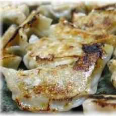 ヘルシー豚肉と白菜たっぷり餃子