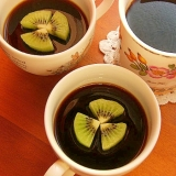 ちょっと贅沢なコーヒーゼリー♪コーヒーのオマケ♪