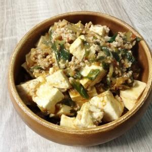 ピリ辛 マーボー豆腐
